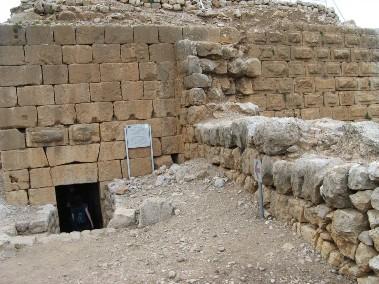 Крепость Нимрод. Вход в Артиум