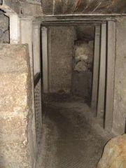 Иерусалим. Тоннель под западной стеной Храмовой Горы.