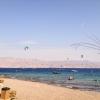 Поездка в Израиль 2014: Красное море, пляж в Эйлате