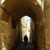 Иерусалим. На узких улочках еврейского квартала.